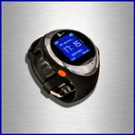 "Notruf Uhr I'm secure ""Smart GPS Watch"""